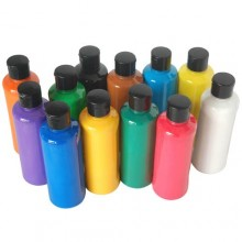 Tempera Paint (12/set)